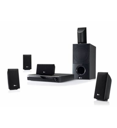 LG HT355SD Audio Home System