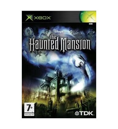 Disney's The Haunted Mansion - X Box