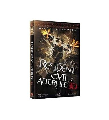 Resident Evil : Afterlife 3d - Édition Collector