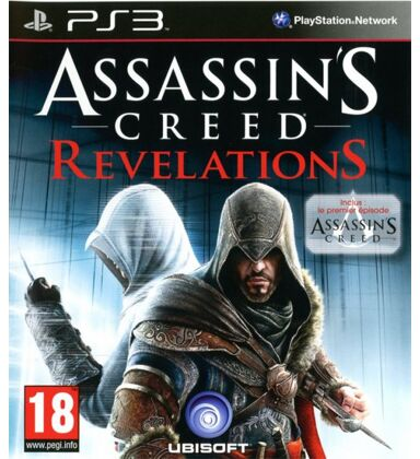 Assassin's Creed : Revelations (Pass Online) - Playstation 3 (PS3)